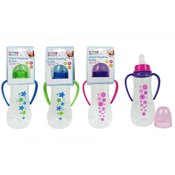 First Steps Baby Feeding Bottle with Silicone Teat
