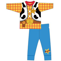 Boys Official Woody Novelty Pyjamas