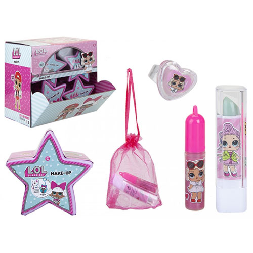 LOL Surprise Mystery Star Make Up Capsule