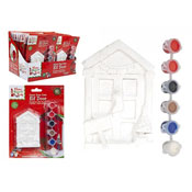 Elf Paint Your Own Mini Door Set