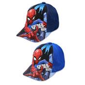 Official Childrens Spiderman Mesh Baseball Cap