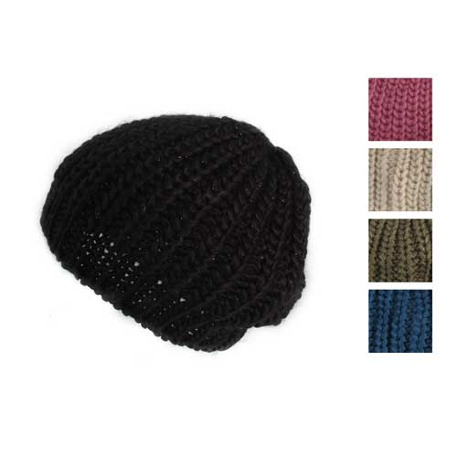 Ladies Beanie Beret Hat