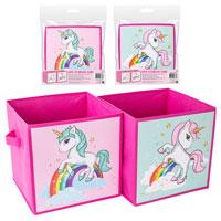 D-Clutter Kids Storage Cube Girls