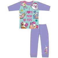 Official Girls Older Pikmi Pops Pyjamas