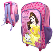 Official Mrs Potts/Chip & Belle Deluxe Trolley Backpack