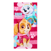 Official Girls Paw Patrol Beach Towel