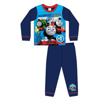 Official Boys Toddler Thomas And Friends Pyjamas