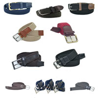 Plain Stretchty Jeans Belt Assorted