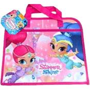 Shimmer & Shine Doodle Book Bag