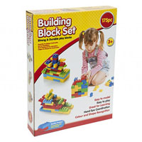 175 Piece Building Brick Set In Box