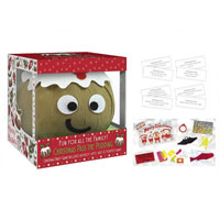 Pass The Parcel Christmas Pudding