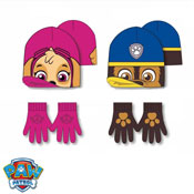 Paw Patrol Hat and Glove Sets