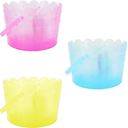 Easter Plastic Treat Bucket