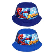 Childrens Spiderman Bush Hats