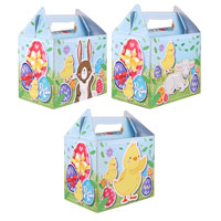 Lunch Box Easter Treat Box