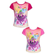 My Little Pony Short Sleeve Printed T-Shirt