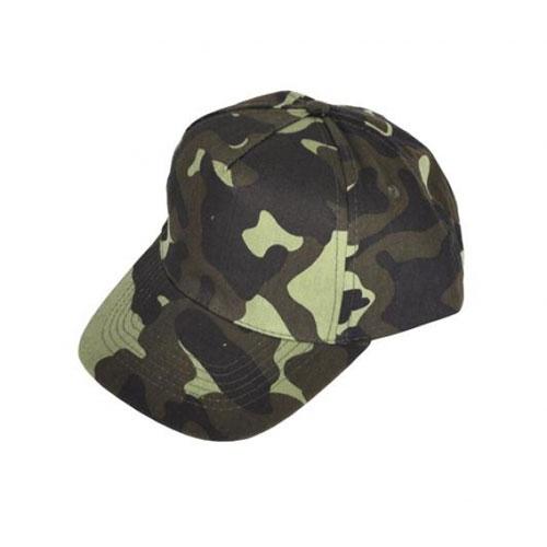 Adult Camo Baseball Hat