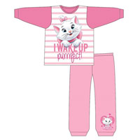 Official Girls Toddler Aristocats Pyjama Set