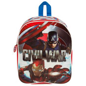 Captain America Civil War Junior Backpack