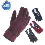 Ladies Fleece Thinsulate Gloves Handy