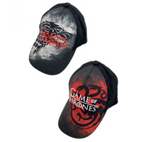 Official Game Of Thrones Baseball Cap