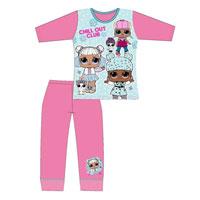 Girls Older Official LOL Surprise Club Pyjamas