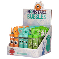 Monstarz Monster Bubbles