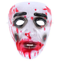 Halloween Mask Bloody Face