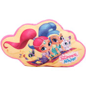 Shimmer & Shine Shaped Cushion Vacuum Packed