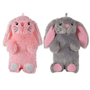 3D Plush Rabbit Hot Water Bottles