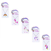 Kids Fashion Unicorn Necklace