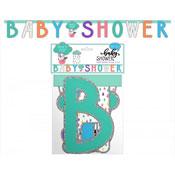 2.3m Baby Shower Letter Banner