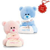 Nursery Pipp The Bear with Blanket