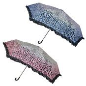 Decorative Frill Edge Umbrella