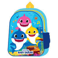 Official Baby Shark Character Backpack