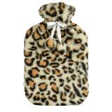 Hot Water Bottle Leopard Print 2 Litre