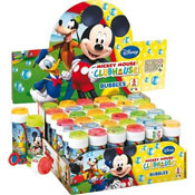 Mickey Mouse Novelty Soap Bubbles