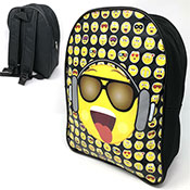 Emoji Design Junior Backpack