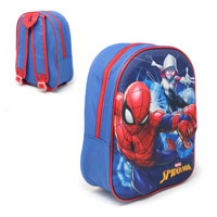 Official EVA Shaped Spiderman 3D Backpack