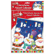 Make Your Own Christmas Advent Calendar Set