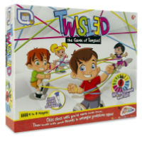 Twisted - The Game of Tangles