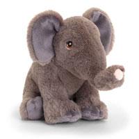 18cm Keel-Eco Elephant Soft Toy