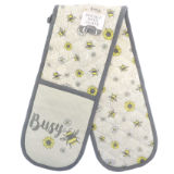 Busy Bee Novelty Design Double Oven Glove