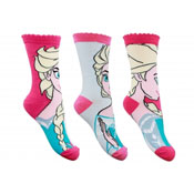 Girls Disney Frozen Elsa Character Socks