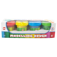Modelling Dough Set 4 Pack