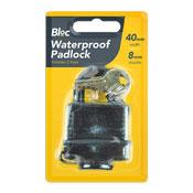 Bloc Waterproof Padlock
