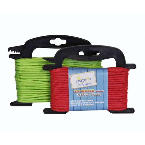 Multi Purpose Neon Cord With Reusable Winder