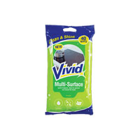 Antibacterial Multi Surface Cleaning Wipes
