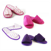 Ladies Lightweight Slippers