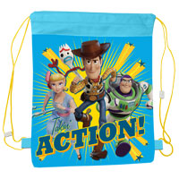 Official Toy Story Pull String Bag
